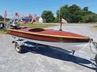 15 Feet 1957 Feathercraft Vagabond II - 27931